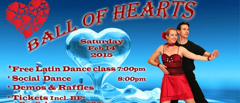 Ball of Hearts by Ocean Studios SA - Adelaide Fringe 2