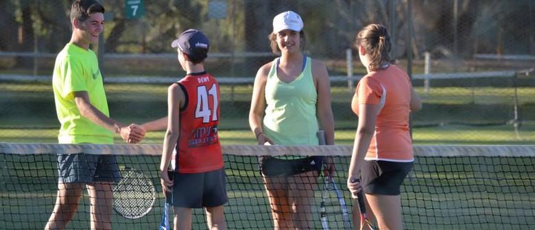 Robinvale Lawn Tennis Club Easter Tournament