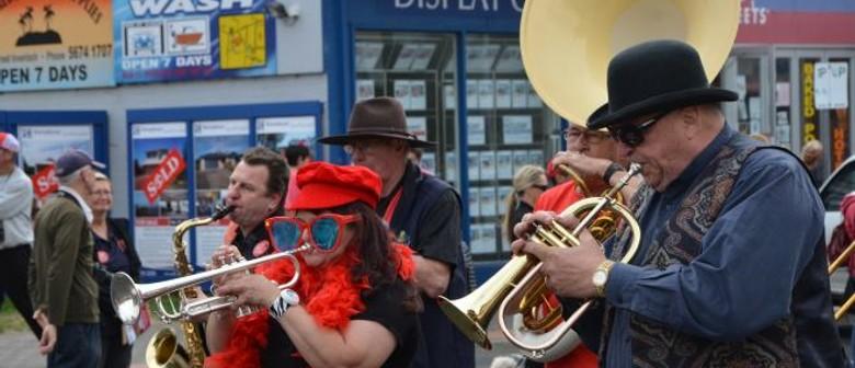 Mojo Concert - Inverloch Jazz Festival 2015
