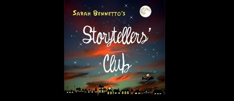 Sarah Bennetto's Storytellers' - Fringe World