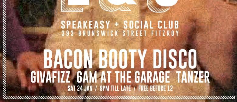 Little & Olver Presents: Bacon Booty Disco