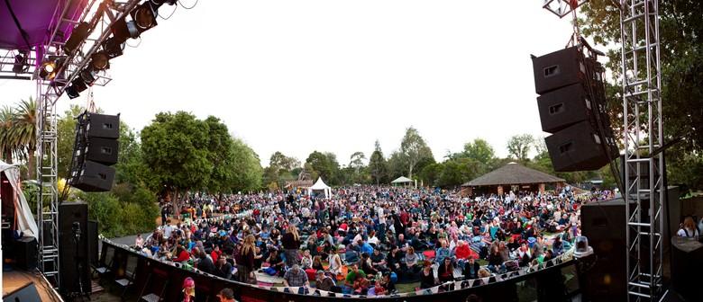 Melbourne Zoo Twilights 2015 - James Reyne