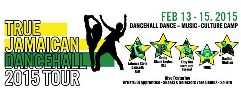 True Jamaican Dancehall - Dance, Music & Culture Camp