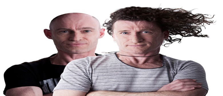 The Umbilical Brothers: KiDSHoW (Not Suitable for Children)
