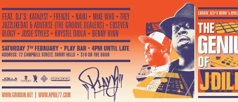 The Genius Of J. Dilla Vol. 6 & Our 2nd B'Day