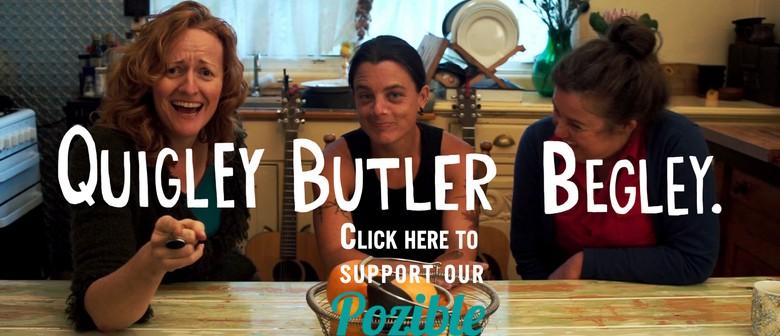 Begley, Butler & Quigley  - BBQ To Broken Hill Tour