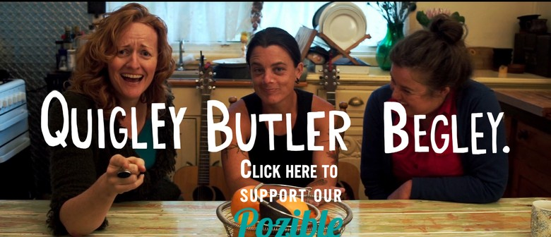 Begley, Butler & Quigley  - BBQ To Broken Hill Tour