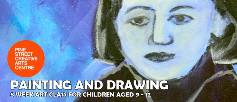 Painting & Drawing - 8 Week Class