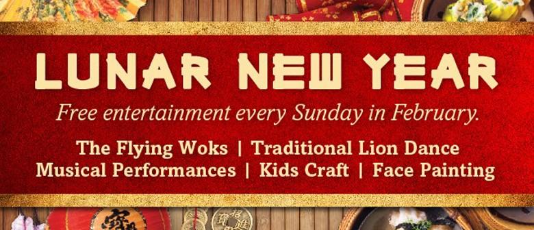 Lunar New Year at Dandenong Market: The Flying Woks