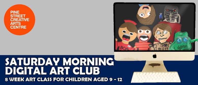 Saturday Morning Digital Art Club