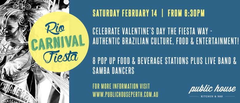 Rio Carnival Fiesta