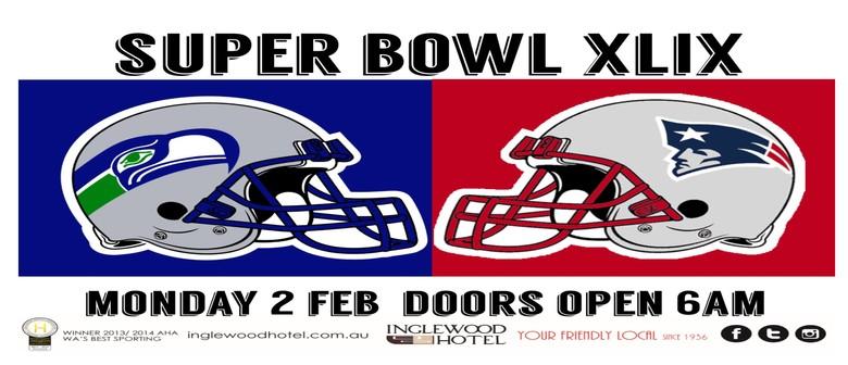 Superbowl - Patriots Vs Seahawks