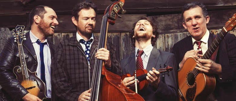 Music By The Sea Presents The Company - Top Bluegrass Band