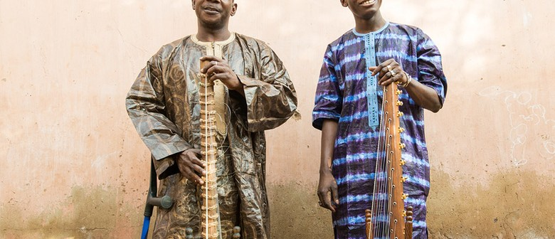 Toumani & Sidiki Diabate