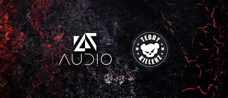 Inhibit Presents Audio & Teddy Killerz
