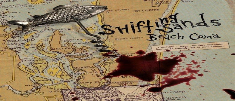 """Shifting Sands """"Beach Coma"""" Record Launch & Keep on Dancins'"""