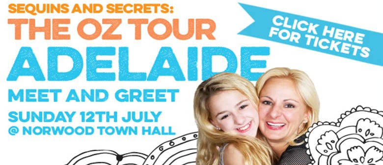 "Chloe & Christi from ""Dance Moms"" - Meet & Greet"
