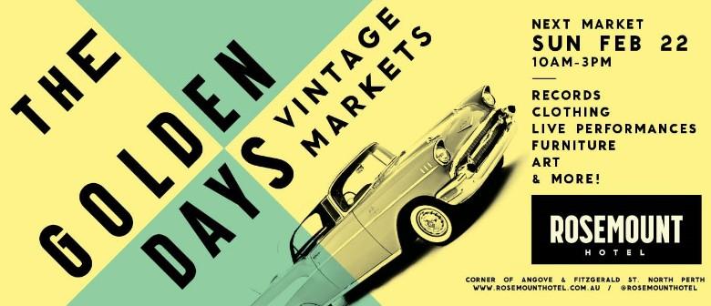 Golden Days Vintage Markets