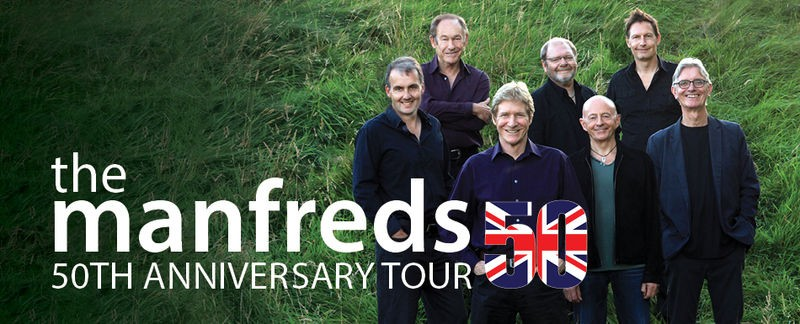 The Manfreds Th Anniversary Tour