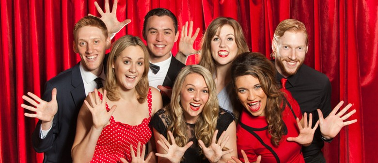 Impromptunes: The Completely Improvised Musical