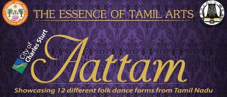 Aattam 2015 - the Essence of Tamil Arts