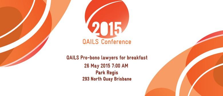 Pro-bono Lawyers Breakfast