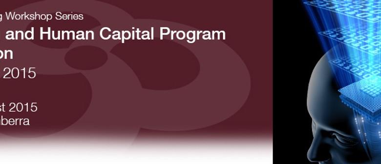 The Public Sector Learning Program Evaluation Workshop 2015