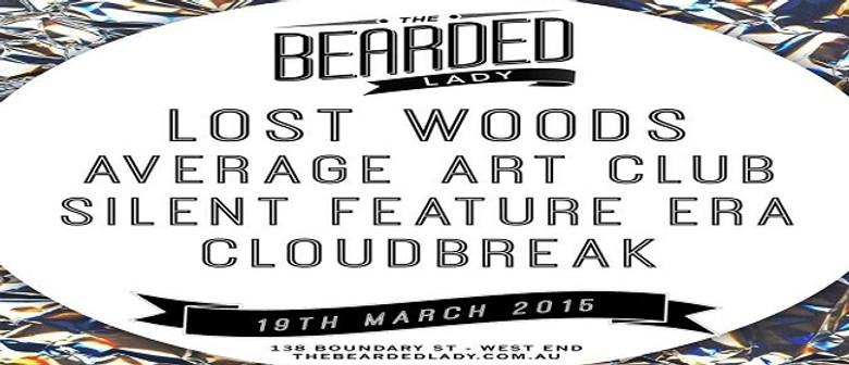 Lost Woods & Average Art Club & Silent Feature Era & Cloudbr