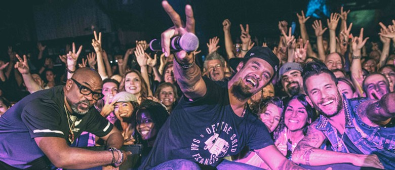 Michael Franti & Spearhead with Special Guest Trevor Hall