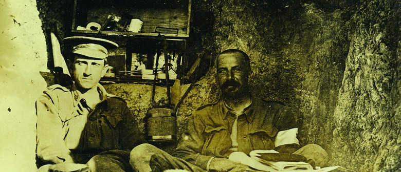 Distant Lines: Queensland voices of the First World War