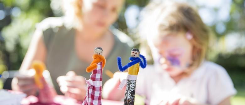 Make & Take: Yarn Dolls & Peg Dolls