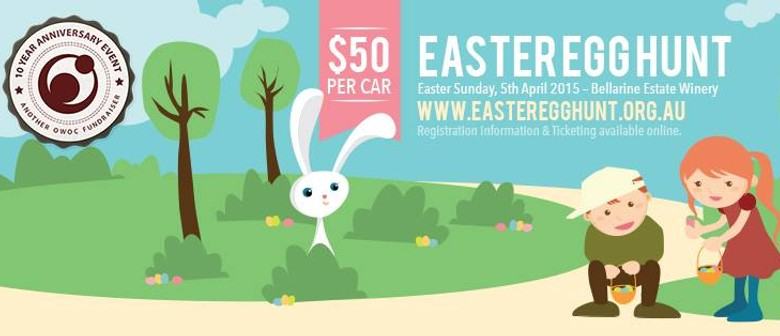 Picnic Basket Geelong : Easter egg hunt geelong eventfinda