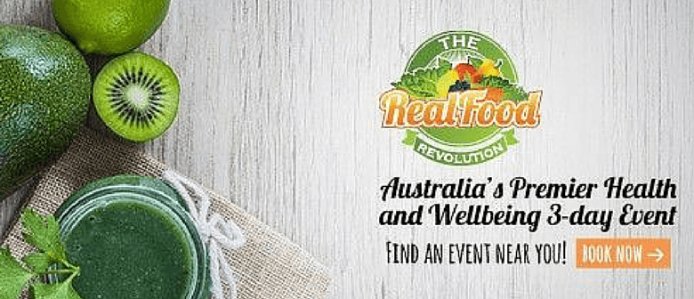The Real Food Revolution 2015