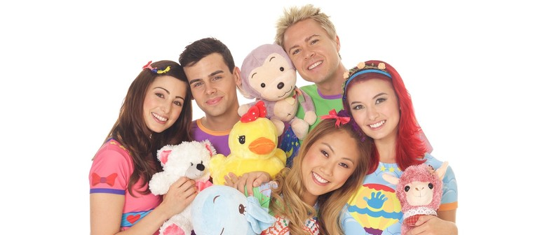 Hi-5 House of Dreams Australian Tour