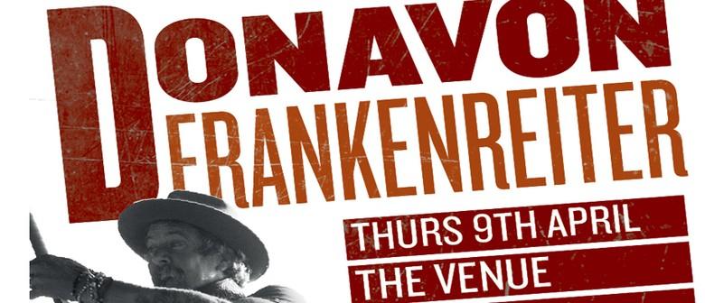 Byron Bay Bluesfest Sideshow With Donavon Frankenreiter