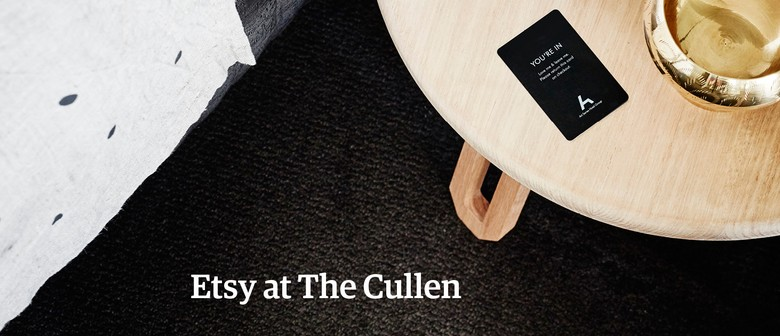 Etsy At The Cullen Open Day