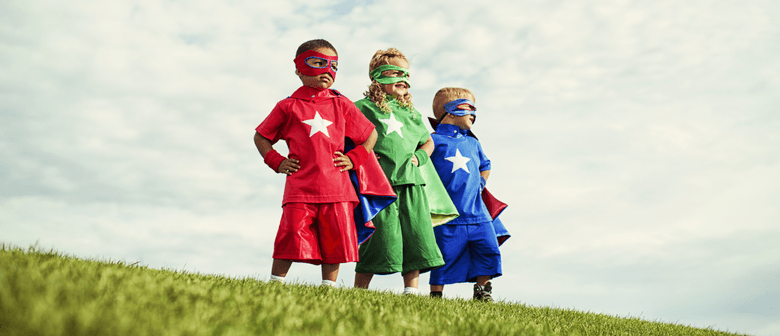 Heroes: Join The Stand - Primary School Fun Day!