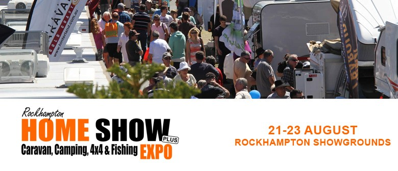 Rockhampton home show caravan camping 4x4 fishing expo for Pool show perth 2015