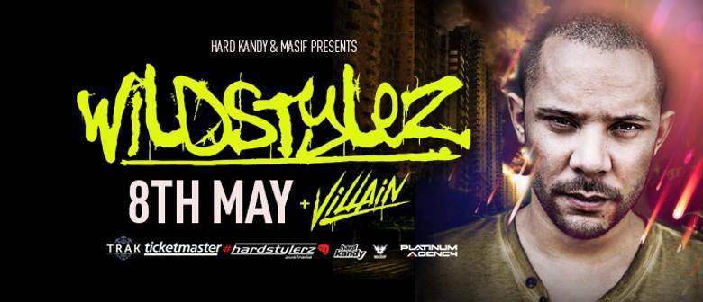 Hard Kandy Presents - Wildstylez & Villain