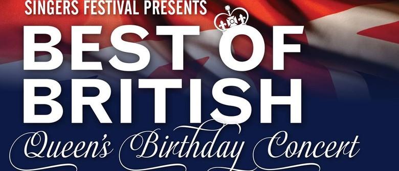 Best of British - Queen's Birthday Concert