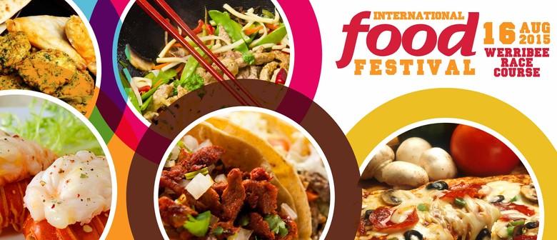 Mobile International Festival Food Tickets