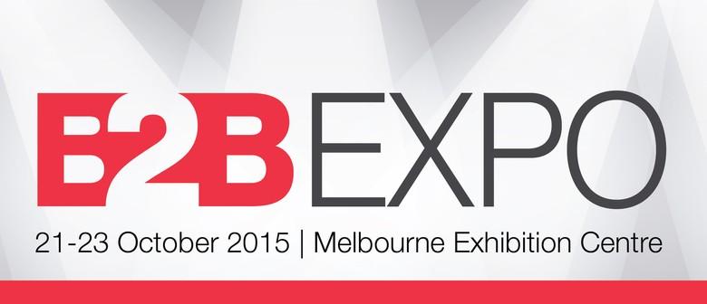 B2B Expo 2015