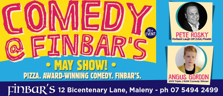 Comedy - May Show!