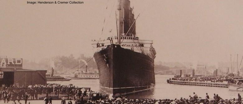 Early Cunard And Lusitania