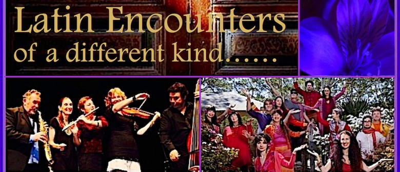 Latin Encounters...Of A Different Kind!