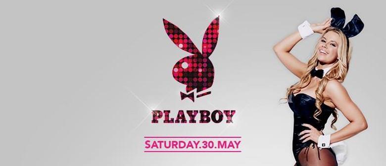 Playboy Sarah Robertson Is Coming!