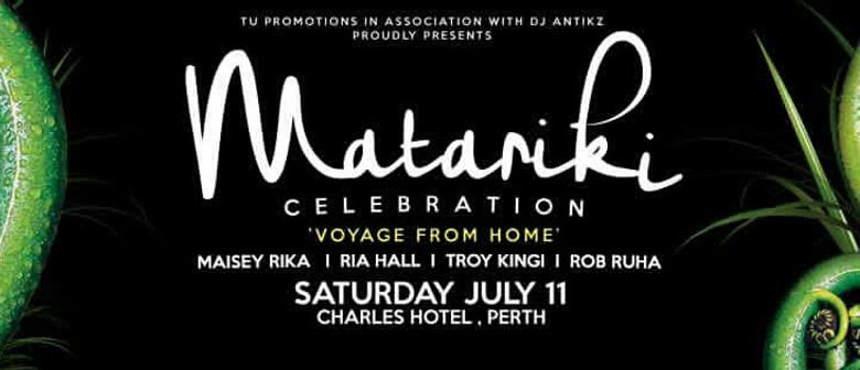 Matariki Celebration - Voyage From Home