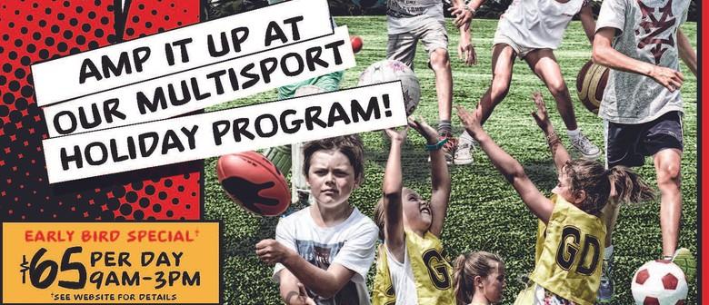 AMP IT UP Multisport Holiday Program