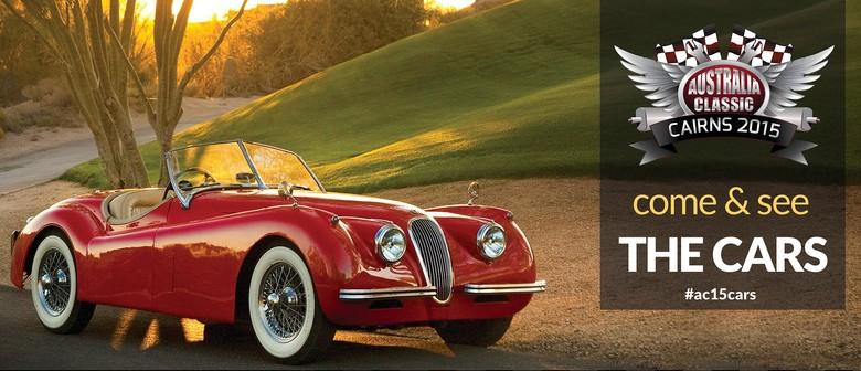 Cairns Classic Car Show