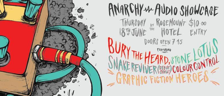 Anarchy Audio: A Showcase